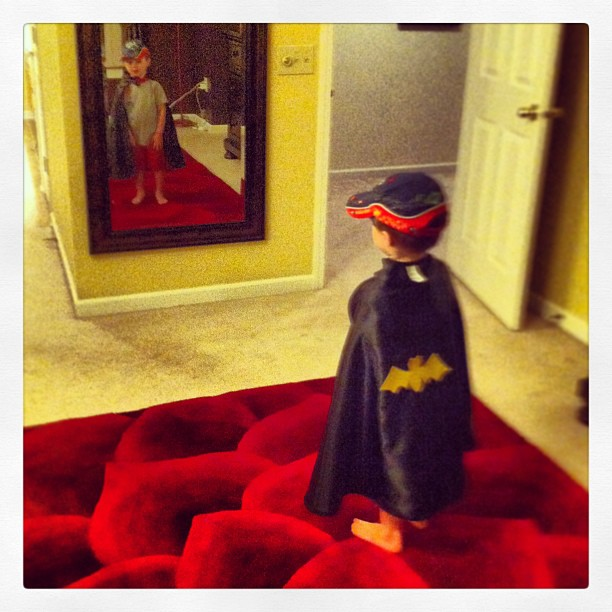 Batman + Buzz Lightyear Hat