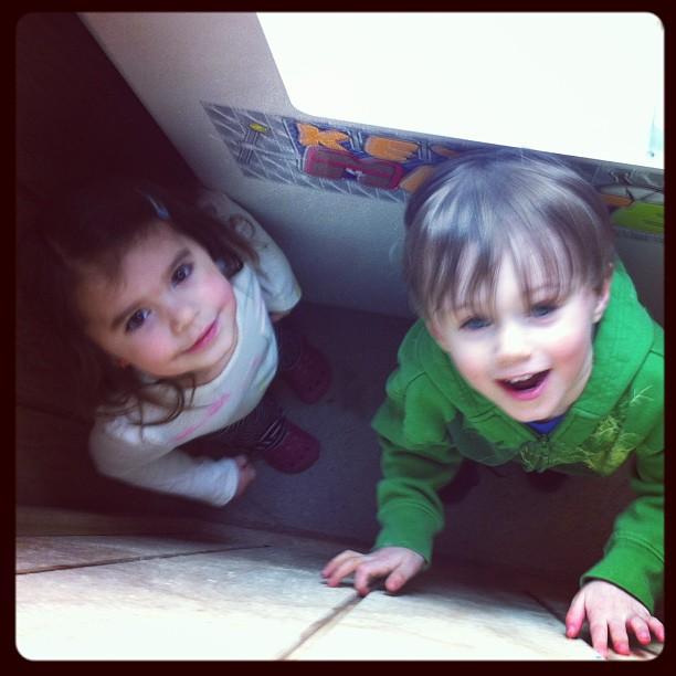 Hiding Cousins