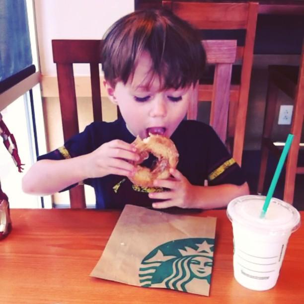 Breakfast @ Starbucks July 4th, 2013
