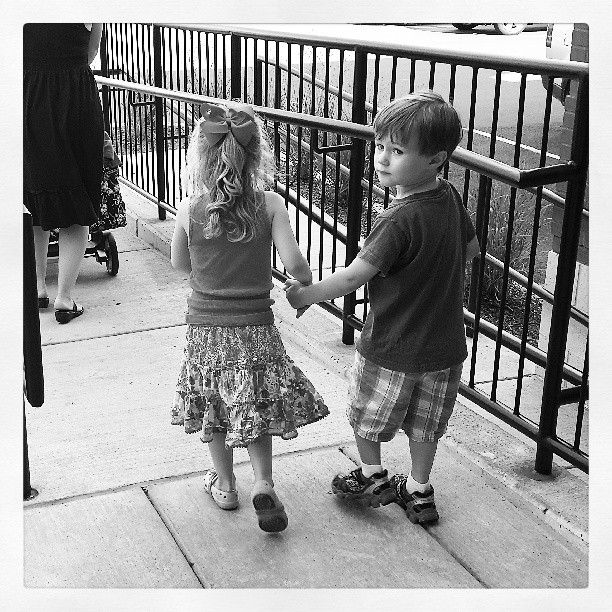 Caroline and Max 8.3.13