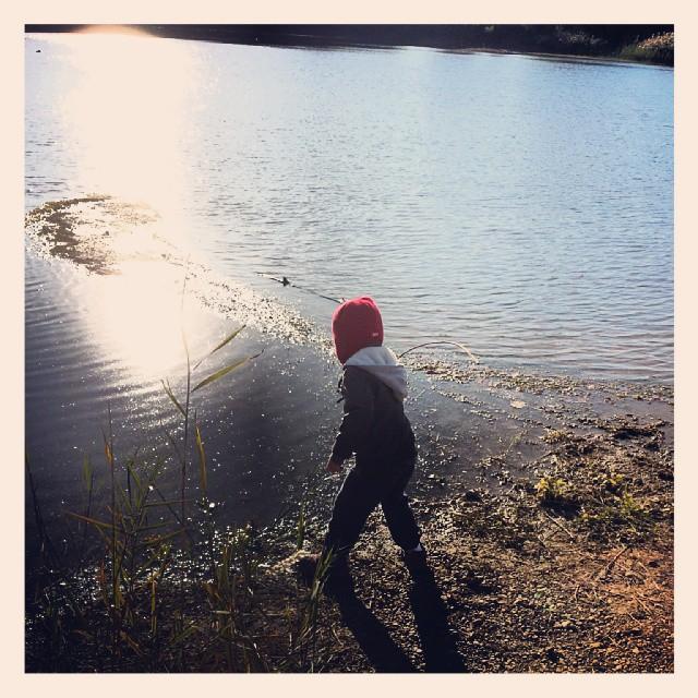 Fishin' (kinda)
