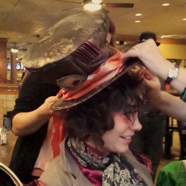 Deconstructing the Hatter