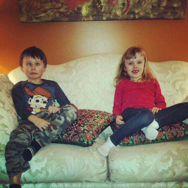 Max & Caroline 11.15.14