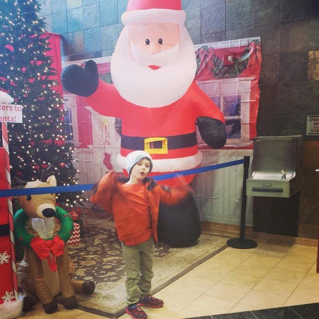 Ho. Ho. Ho. Merry Christmas!