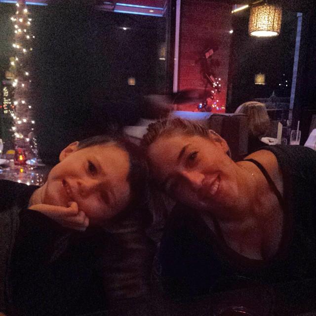 Happy 20th B-Day dinner for @lauren_snyderrr Love you!