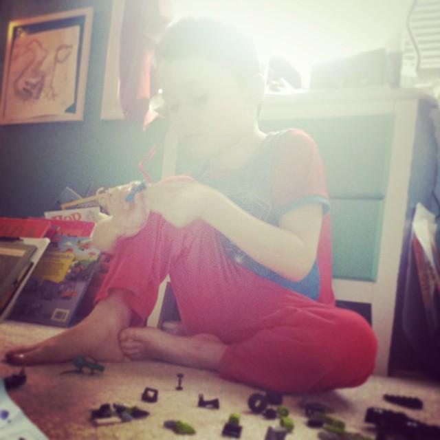 Legos for Christmas