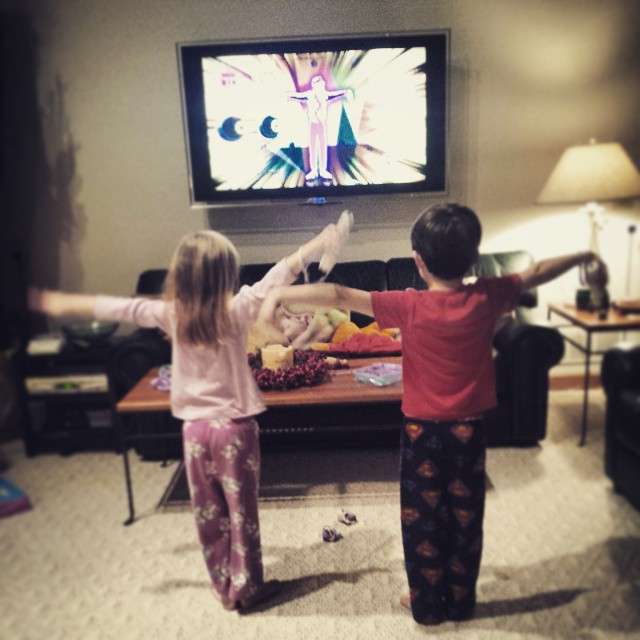 Max & Caroline 'Just Dance'