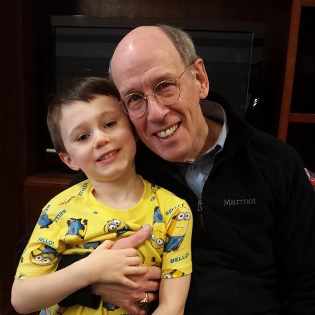 Max and Grandpa