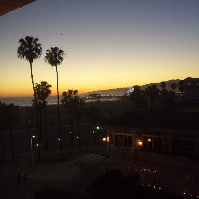 Arrived to our room at Casa Del Mar