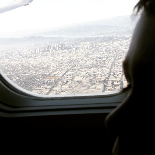 Max takes LA