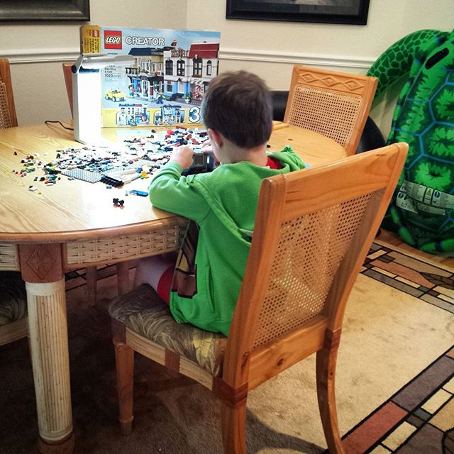 Vacation Lego Project
