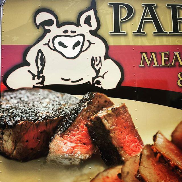 Meat marketing gone awry.