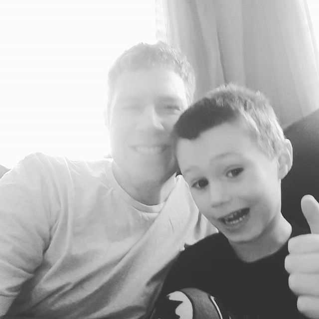Happy 5th Birthday to my boy, Max!