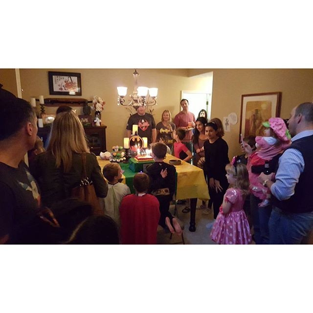 Max had a great 5th birthday party! Thanks to all for coming!