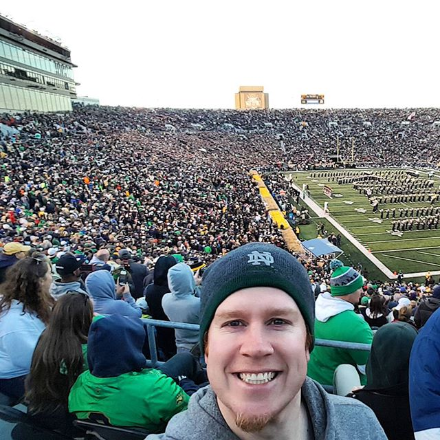 ND vs Wake Forest 11.14.2015
