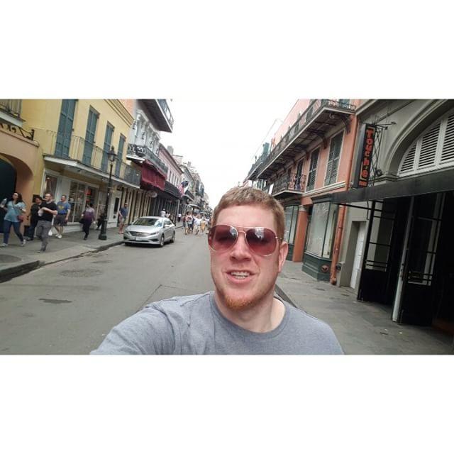 Walkin' Bourbon Street