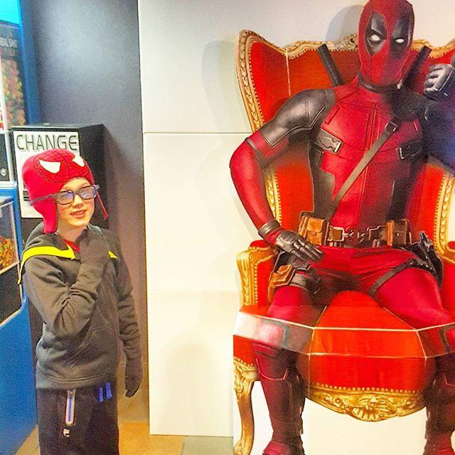 Max & Deadpool