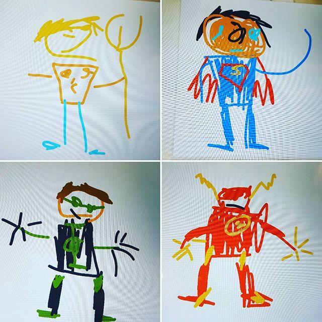 Restaurant Superheroes