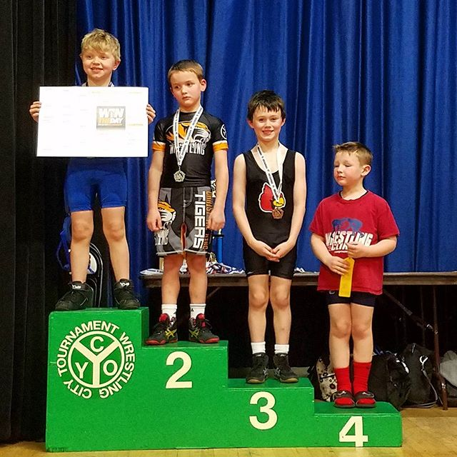 Max finished the season with a hard fought win to place 3rd in the city championships. Great season and Go SLDM!