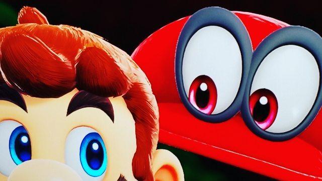 It's a me! a-Mario!