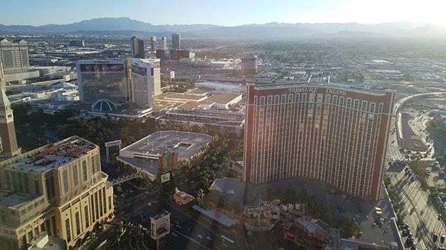 Vegas Room View... #nottooshabby