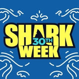 It's the most, wonderful time of the year... #sharkweek2018!