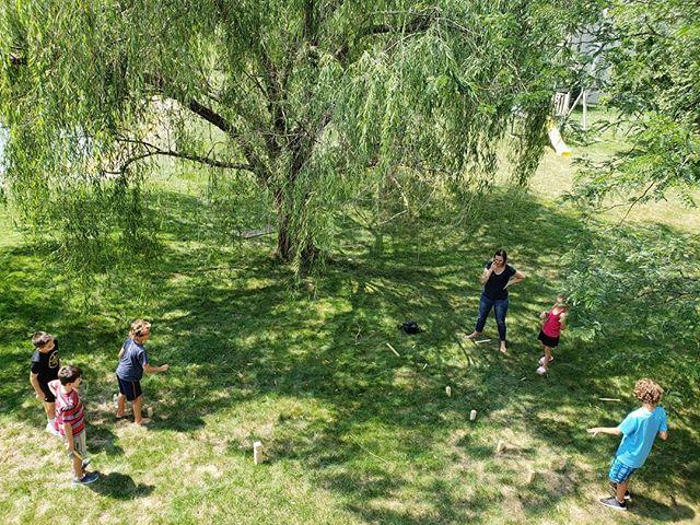 Neighborhood Viking Games