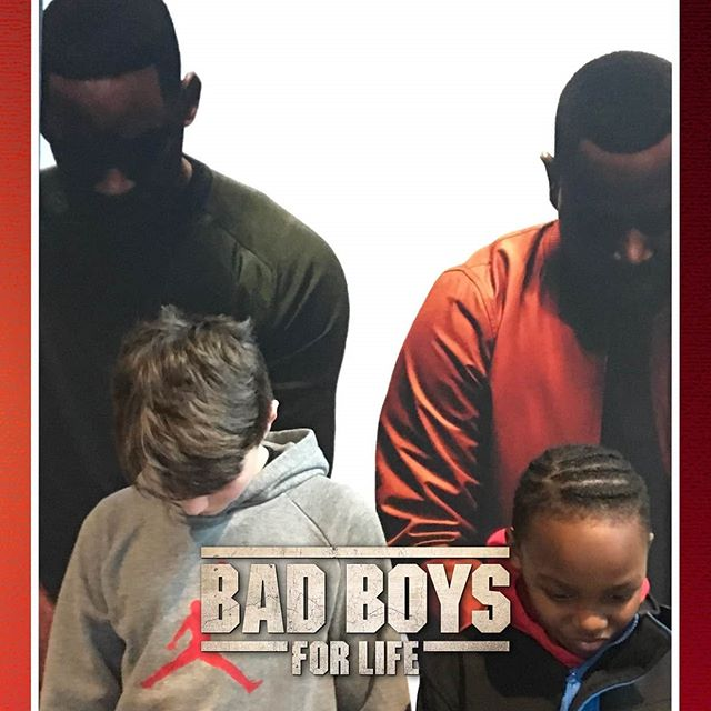 Bad Boys.. Silly Bad Boys... For Life.